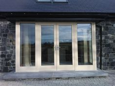 Residential Refurbishment, Extensions to New Builds, Darragh Quinn Architects handle jobs of every size and budget from public buildings to home extensions. Dry Stone, House Extensions, New Builds, Modern Farmhouse, Bungalow, Architects, House Plans, Irish, Cottage