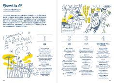 世界のシティ・ガイド CITI×60 バルセロナ