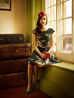 122f8bb810f537 Ted Baker AW13. TORELLA dress