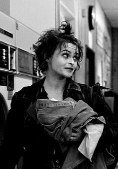 Helena Bonham Carter as Marla Singer in 'Fight Club', 1999. Directed by David Fincher.