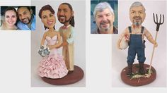 Custom make a figurine of you or a loved one.
