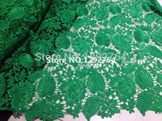 Free shipping! TS715  Wholesale price  5 yards   Cupion / Guipure lace fabric 100% polyester