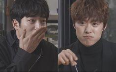 Gong Myung and Seo Kang Joon