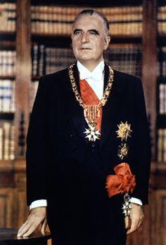 Georges Pompidou (1911-1974) -19 ème  Président de la République