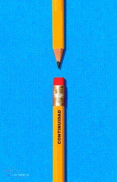 Continuidad #Lápiz #Yellowpencil #Pencil