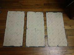 "Vintage Tins Ceiling tiles 12""x24"""