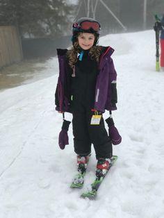 Family Ski Day | Stroller in the City