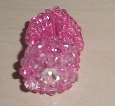 Kugelring in pink