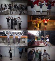 Donghae ve Eunhyuk'un Yayınlanan Yeni Klibinde Popüler SM İdolleri Deliler Gibi Dans Ediyor!