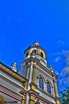 Riosucio Church, Caldas, Colombia