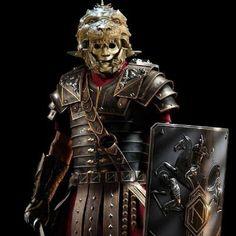 Fantasy Armor, Medieval Fantasy, Dark Fantasy Art, Ancient Rome, Ancient History, Fantasy Character Design, Character Art, Ryse Son Of Rome, Roman Armor