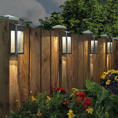 4 x Pack Paradise Solar LED Post Lights Garden/Home/Deck/Garage/Patio Lighting 627442258150 | eBay