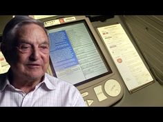 PETITION TO STOP GEORGE SOROS VOTING MACHINES HITS 100K Will America finally stand up to global elite rigging our elections?