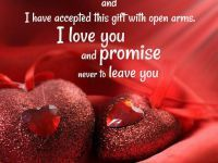 Cute Quotes to live by 'I love You and Promise, Never To. love quotes