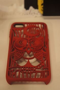 3D printed iPhone case. Seen @ RapidPro 2013 Conference & Exhibition