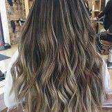 Hair Color Ideas for Winter-Spring Season 2018 Balayage Ombre