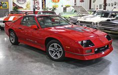 camaro iroc z t top - Google Search