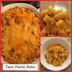 Simple Girl, Simple Pleasures: Pinterest Recipe Success! (Taco Pasta Bake)