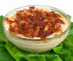 If you love hummus you will love this recipe too! Hungarian Recipes, Romanian Recipes, Hungarian Food, New Recipes, Cooking Recipes, Favorite Recipes, Appetizer Recipes, Dessert Recipes, Desserts