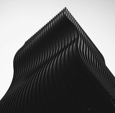 Terrific texture. GT International Tower Tower, Texture, Black And White, Abstract, Artwork, Leather, Inspiration, Image, Black White
