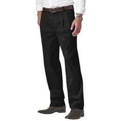Dockers Signature Khaki D3 Classic-Fit Pleated Pants