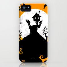 Halloween night iPhone & iPod Case by Jordygraph - $35.00