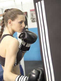 Boxeo para chicas