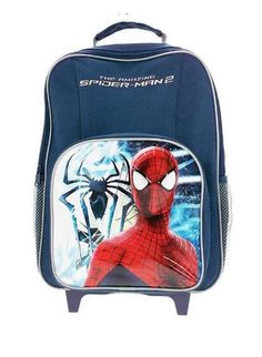 The Amazing Spider-Man 2 Premium Wheeled Bag from Marvel