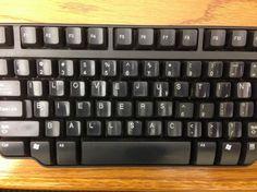 hillarious keyboard prank