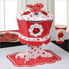 Ladybug Centerpiece For Baby Shower Go To Http://www.modern