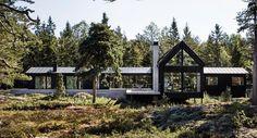 Summer House by Kod Arkitekter
