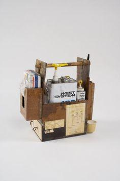 Tom Sachs: Exhibitions / LOGJAM