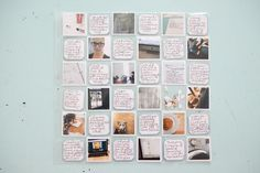Layout Inspiration | Love @marcypenner's Day In The Life Page - post shows how she stitched the page protector