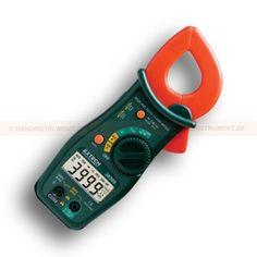 http://termometer.dk/stromtang-r13561/ac-dc-stromtang-r13589/amperemeter-ac-dc-trms-temp-53-38389-r13600  Amperemeter, AC / DC TRMS / TEMP  33mm rund kæbe åbning til store kabler (350MCM)  Foranstaltninger AC strøm, AC / DC spænding og modstand  AC / DC aflæsninger med opløsning på 0.1A  Peak Hold indfanger startstrøm  Kontinuitet alarm  Data hold, automatisk sluk Garanti: 2 År Leveringstid: 4-5 Uger