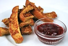 french toast french fries for breakfast--april fool's