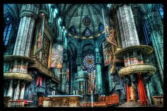 The Airy Doom of the Duomo by Stuck in Customs. HDR is often overdone crap, but Trey Ratcliff still blows me away!!!