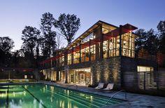 The Ramble Living Well Center by Ike Kligerman Barkley, USA | http://www.designrulz.com/design/2014/05/the-ramble-living-well-center-by-ike-kligerman-barkley-usa/