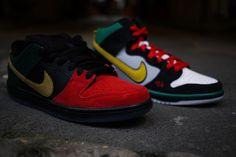 Nike SB Dunk Hi & Low BHM | Black History Month