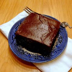 One Perfect Bite: That Old Black Magic Cake