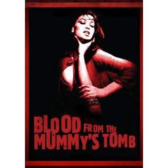 Blood From the Mummy's Tomb Valerie Leon, Video On Demand, Horror Films, Story Time, Blood, Walmart, Digital, Fictional Characters, Products