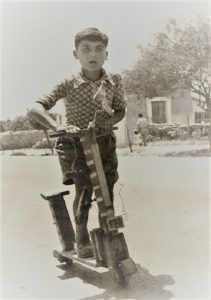 Child with scooter in Avlemonas village, Achaea region Peloponnese, Greece Greece Pictures, Thessaloniki, Ancient Greece, World Cultures, Vintage Pictures, World War Two, Athens, Old Photos, The Past