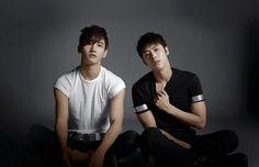 TVXQ/HoMin (Jung Yunho + Shim Changmin).