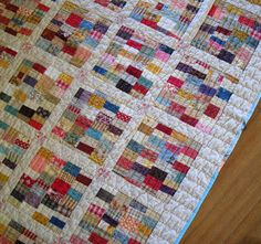 Quilty Folk: It's a Finish!