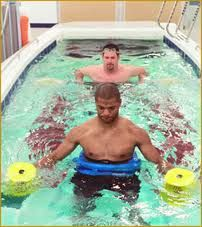 Information about Specializing in Aquatic Physical Therapy
