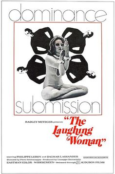 The Laughing Woman - 1969 - Movie Poster