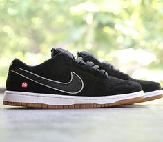Quartersnacks x Nike SB Dunk Low