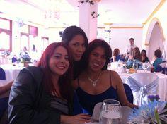 El trío de la blanca, trigueña y morena. Bridesmaids, Brunettes, Wedding, Pictures