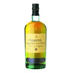 The Singleton Single malt Scotch Whiskey of Dufftown 12 YO