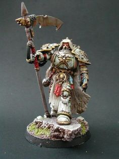 Mortarion, Primarch of the Death Guard