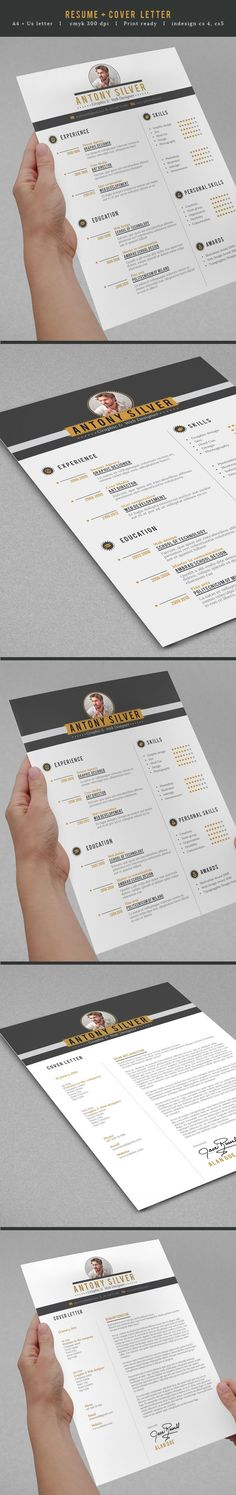 "Pretty clean and well formatted resume. For more great resume ideas search Aaron Sheppard and look at my ""? - Design - Resumes"" board. Creative Resume Design, Resume Style, Resume Design, Curriculum Vitae, CV, Resume Template, Resumes, Resume Format."